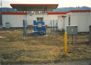 Remediation groundwater pumping